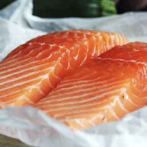 Tasty Salmon Fillet